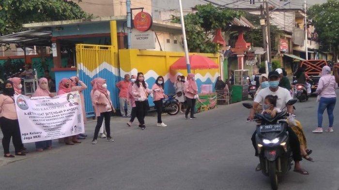Hari Kartini, Barisan Emak-emak Ajak Masyarakat Lindungi Keluarga dari Radikalisme dan Covid-19