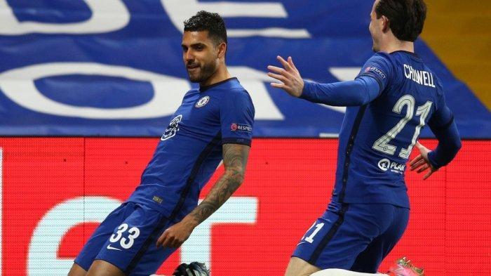 Hasil Liga Champions, Singkirkan Altetico, Chelsea Lengkapi Dominasi Inggris di Babak Perempatfinal