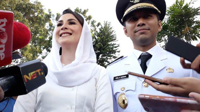 Sempat Deg-degan Jadi Istri Wakil Gubernur Jatim, Arumi Bachsin Ternyata Duduki Dua Jabatan Ini