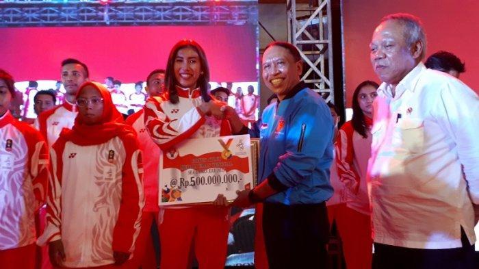 Emas SEA Games 2019 Tak Buat Emilia Nova Puas