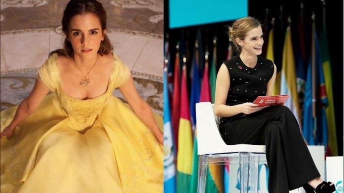 Trending Emma Watson Pensiun Akting, Hidup Menyepi Bersama Tunangan, Sudah Punya Tabungan Triliunan?