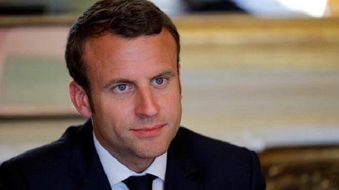 Emmanuel Macron Tak Peduli dengan Protes Umat Muslim di Dunia: Saya Menolak Tunduk Pada Tekanan