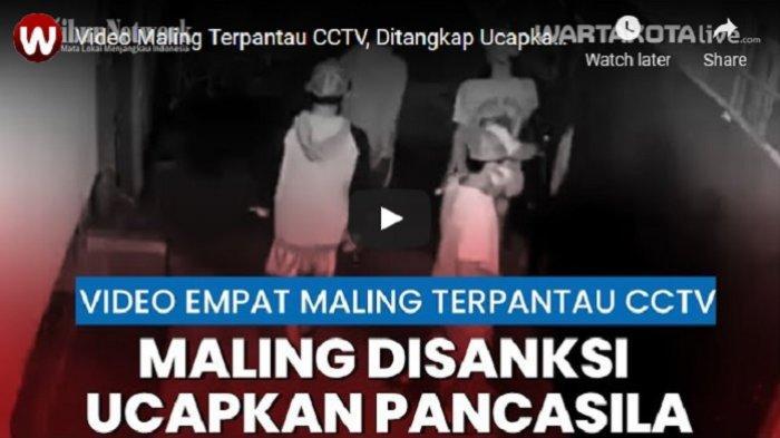 VIDEO Empat Remaja Kedapatan Membongkar Warung di Johar Baru, Ditangkap Warga