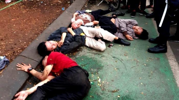 Empat Pemuda yang Tergeletak dan Kejang-kejang di Tangsel Ternyata Mabuk Excimer