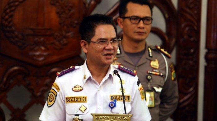 Dishub DKI Kebut Susun SOP SIKM Jelang Larangan Mudik 2021