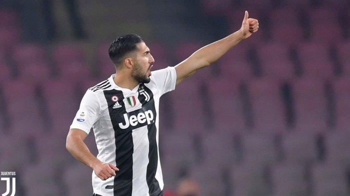 Hasil Akhir Napoli vs Juventus 1-2, Kapten Napoli Insigne Gagal Cetak Gol Penalti