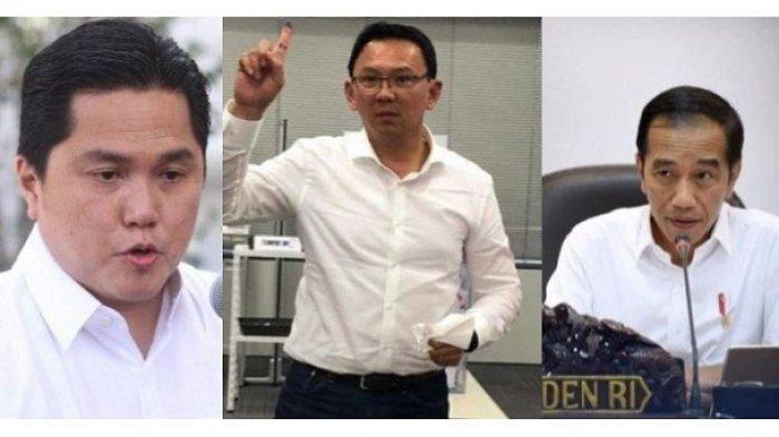 Istana Pastikan Ahok Tak Perlu Mundur dari PDIP Saat Menjadi Pejabat BUMN, Ini Argumennya