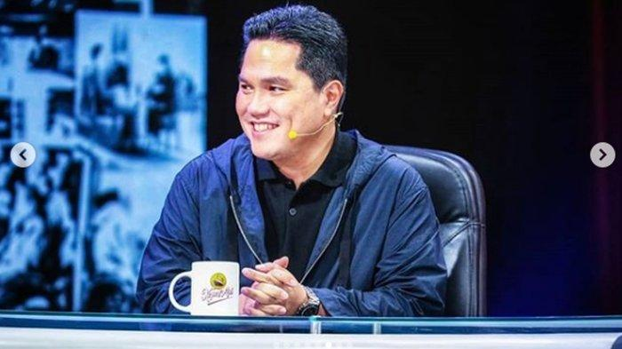 Erick Thohir Pangkas Perusahaan Pelat Merah, Kini Tersisa 107 Perusahaan BUMN dengan 12 Klaster