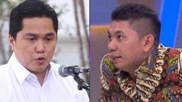 Erick Thohir Sindir Ada Dalang di Balik Isu Kasus Jiwasraya, Ketua DPP Partai Demokrat: Logika Sesat