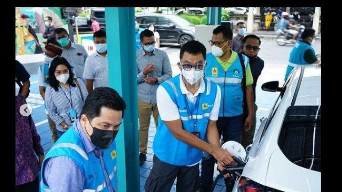 Iritnya Mobil Listrik, Pakai Mobil BBM Habis Rp 1,1 Juta, Mobil Listrik Cuma Rp 200.000 Jakarta-Bali