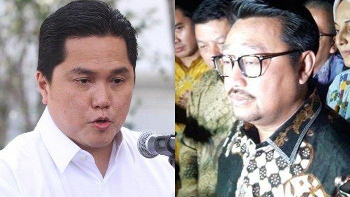 SBY Dituding Terlibat Skandal Jiwasraya, Rachland Nashidik : Erick Thohir Sudah Mahir Politrik