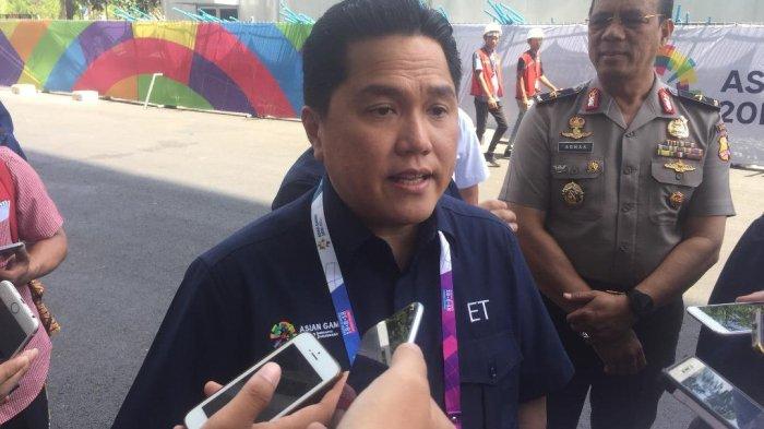 Erick Thohir Ingin Lebih Banyak Turnamen Level Dunia Digelar di Indonesia