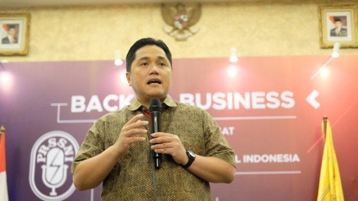Erick Thohir Ingin Tujuh BUMN Genjot Pertumbuhan Pariwisata, tak sekadar Seremonial