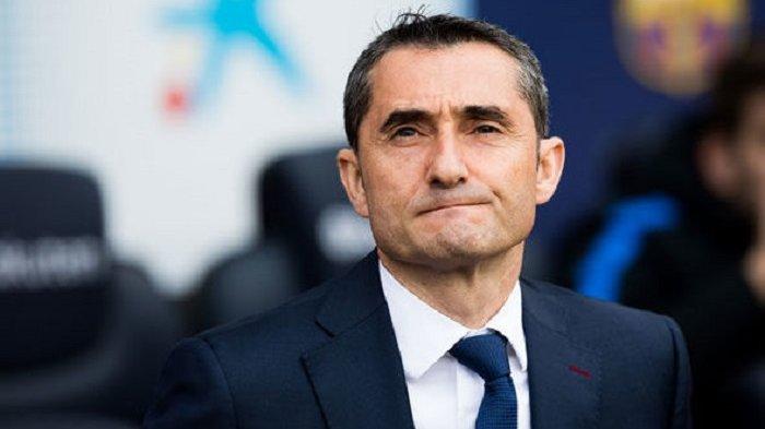 Ernesto Valverde Sebut El Classico Beruntung karena Tak Ada VAR