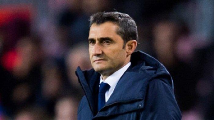 Barcelona Perpanjang Kontrak Ernesto Valverde Hingga 2020