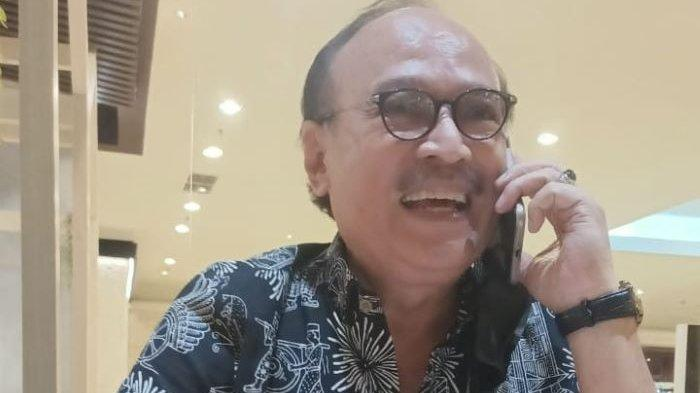 Erros Djarot saat pemutaran kembali film Tjoet Nja Dhien di Bioskop XXI Plaza Senayan, Jakarta Pusat, 20 Mei 2021. Film Tjoet Nja Dhien kembali ditayangkan di bioskop Indonesia setelah dilakukan restorasi di Belanda.