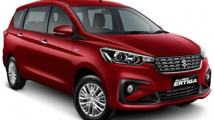 Daftar Harga Mobil Bekas Suzuki Ertiga Bulan Desember 2020 Mulai Rp 100 Jutaan