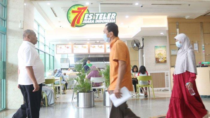 Gerai Es Teler 77 Kini Buka Cabang Di RS Sari Asih Ciledug Kota Tangerang