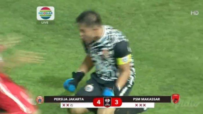 Hasil Akhir: Persija Jakarta Melaju ke Final Menang Tendangan Adu Penalti 4-3 Atas PSM Makassar