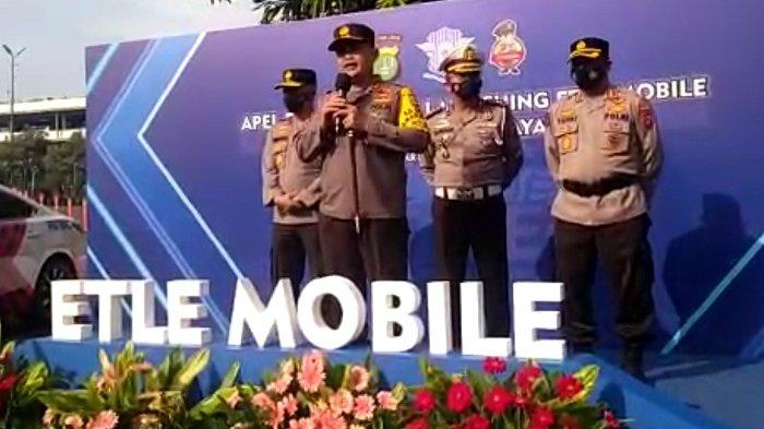 Polda Metro Jaya Luncurkan 30 Kamera ETLE Mobile, Setiap Kamera Dapat Merekam Selama 4 Jam