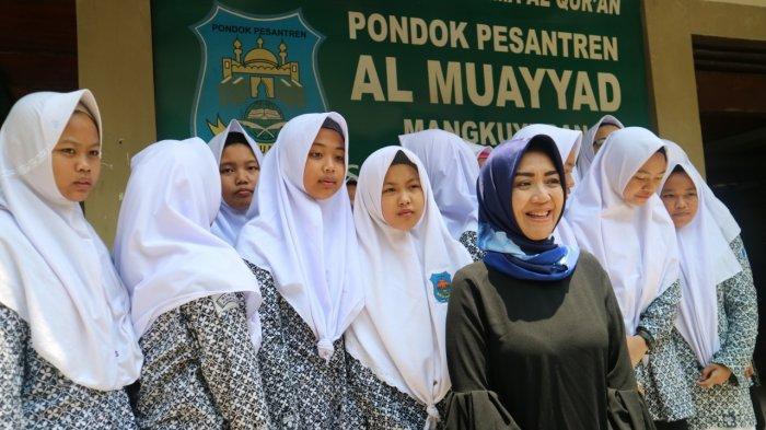 64 Pondok Pesantren di Kabupaten Bekasi Peroleh Bantuan Dana Terdampak Covid-19 dari Kemenag