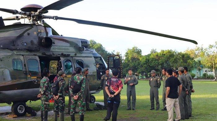 Meski Helikopter Caracal TNI AU Dikerahkan, Evakuasi Dua Jenazah Teroris MIT Sulit Dilakukan