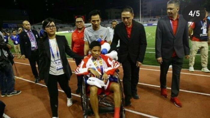 Evan Dimas Dicederai Pemain Vietnam, Ketua Umum PSSI: Itu Memang Strategi Mereka