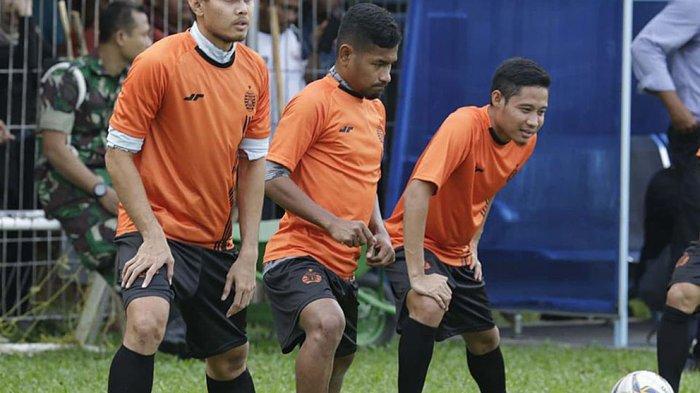 Belum Ada Kabar dari Manajemen Persija, Evan Dimas Tunggu Instruksi Latihan di Jakarta