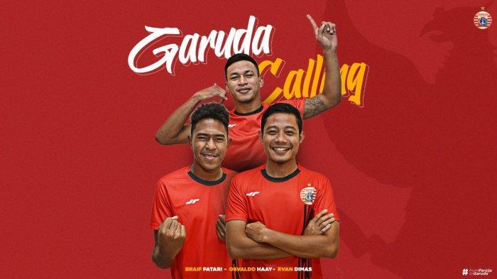 Tiga Pemain Persija Ikut TC Timnas, Direktur Persija Jakarta Ferry Paulus Minta Jaga Nama Baik Klub