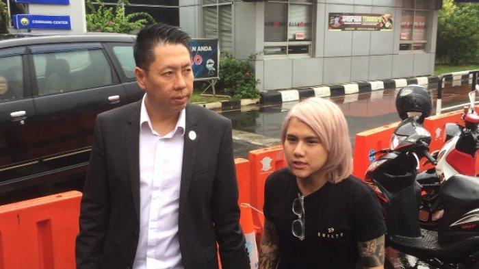 Urusan Honor Tak Beres, Evelyn Nada Anjani Datang ke  Polda Metro Jaya untuk Laporkan Promotor
