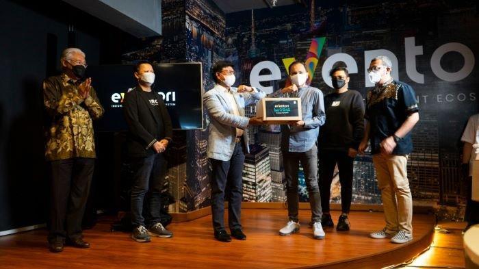 Platform Eventori Bagikan Seribu Paket Sembako Untuk Pekerja Industri Hiburan Terdampak Pandemi