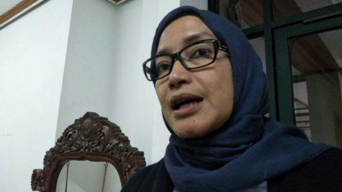 Kembali Jabat Komisioner KPU, Evi Novida Ginting Tak Berhenti Ucapkan Alhamdulilah