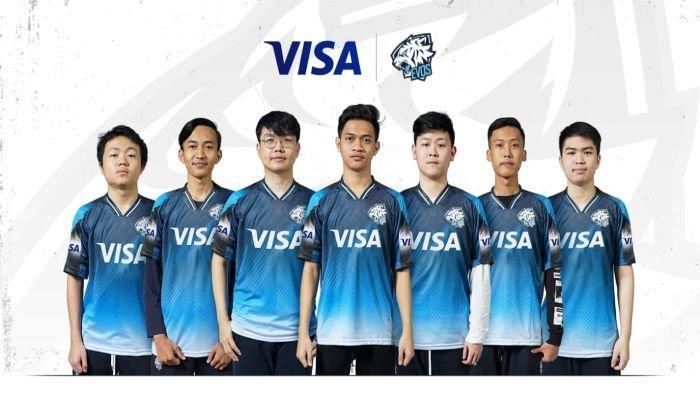 EVOS Esports dan Visa Kerjasama Strategis untuk Kembangkan Ekosistem E-sports di Indonesia
