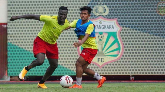 Pelatih Bhayangkara FC Paul Munster Langsung Genjot Pemainnya Latihan Usai Libur