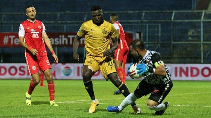 Usai Gagal di Piala Menpora 2021, Pemain Bhayangkara Solo FC Kembali Berlatih di Lapangan UNS Solo