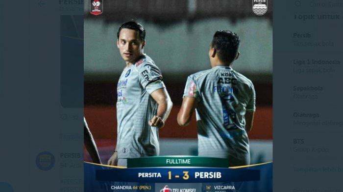 Starting XI dan Link Live Streaming PS Sleman vs Persib Bandung, Wander Luiz dan Ezra Walian Starter