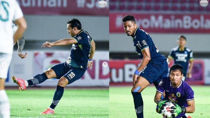 PS Sleman vs Persib Bandung 1-1, Persib Lolos ke Final karena Menang Agregat, Ezra Walian Pahlawan