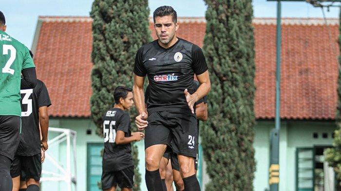 Fabiano Beltrame Bek PS Sleman Yakin Turnamen Pramusim Piala Menpora Akan Berjalan Seru