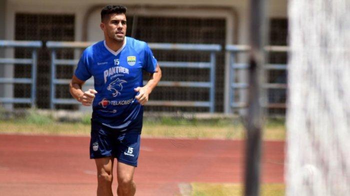 Fabiano Beltrame Sedih Belum Bisa Berikan yang Terbaik untuk Persib