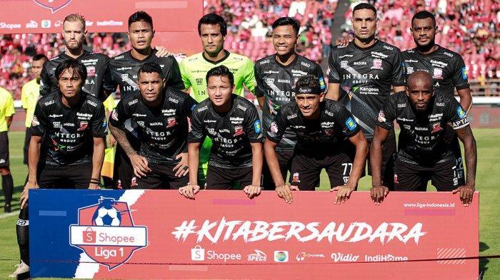 Kompetisi Liga 1 2020 Belum Jelas, Manajemen Madura United Pantang untuk Mengibarkan Bendera Putih