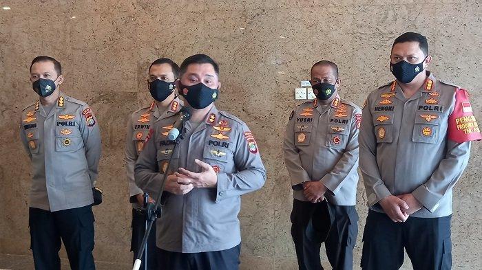 Kapolda Metro Jaya Ajak Kapolsek dan Bhabinkamtibmas Rajin Menggelar Tes Antigen pada Pemudik
