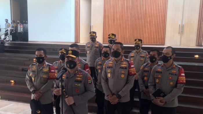 Kapolda Metro Irjen Fadil Imran Ancam Copot Kapolsek Tak Serius Tangani Covid-19