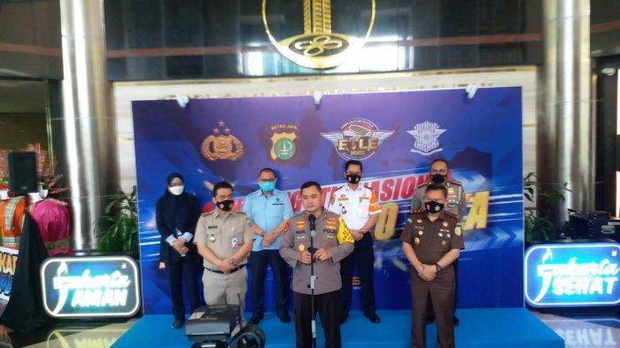Irjen Fadil Imran Sebut Jakarta Jadi Pelopor ETLE Nasional