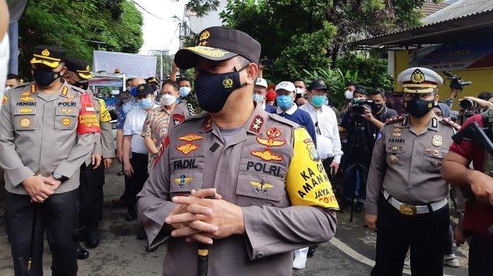 Vaksinasi Massal Polda Metro Jaya Ditargetkan Sasar 500 Kampung Tangguh Jaya