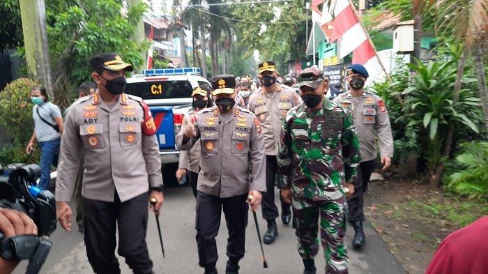 Kapolda Metro Jaya Irjen Fadil Imran Perkuat 3 T di Kampung Tangguh Jaya