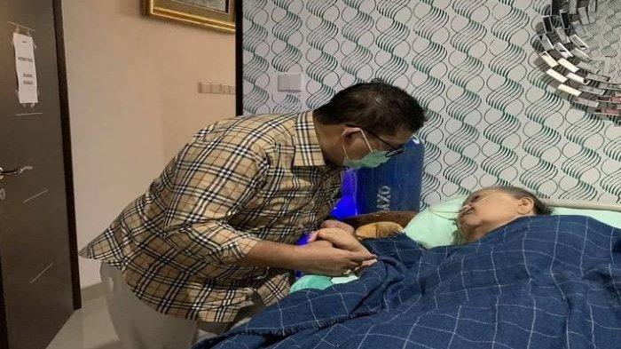 Ibunda Fadli Zon Wafat di Depok Dimakamkan di TPU Karet Bivak, Fahri Hamzah Hadir