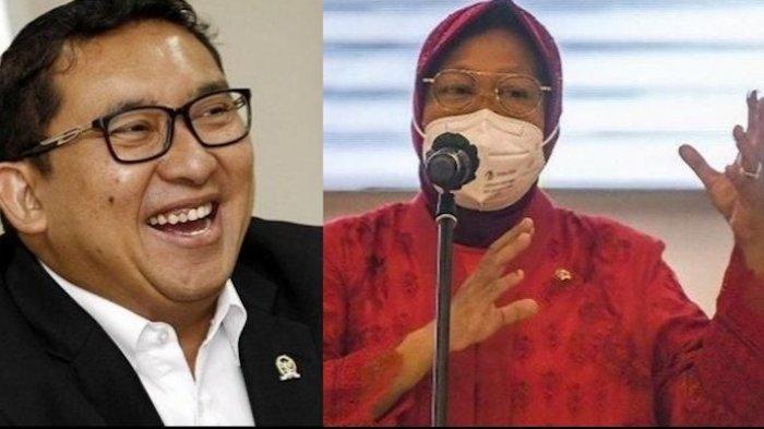 Fadli Zon Sindir Blusukan Risma 'Kalau Kecanduan Jangan Sampai Gangguan Gila Pencitraan
