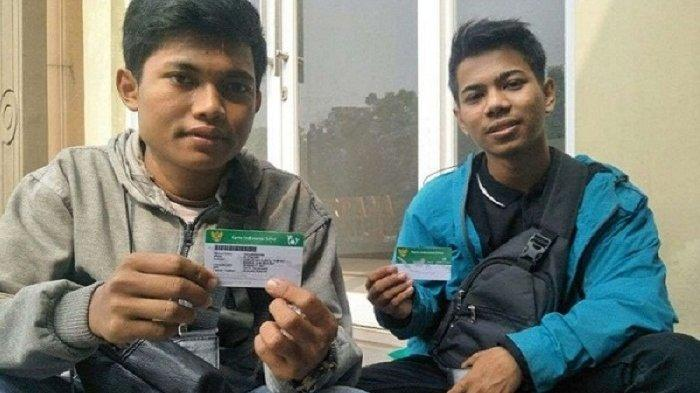 Kompak, Dua Sahabat Ini Andalkan Kartu JKN-KIS untuk Jaminan Kesehatan Diri dan Keluarganya