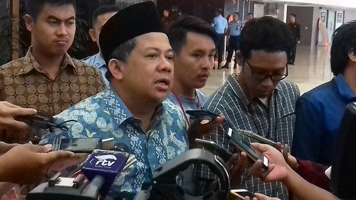 Dukung Prabowo Subianto di Pilpres 2019, Fahri Hamzah: Pasti Pak Jokowi Kalah Lah