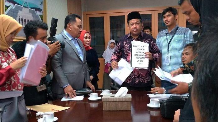 Fahri Hamzah Nilai Pemerintah Berikan Ruang Lion Air 'Ngerjain' Keluarga Korban Kecelakaan Pesawat